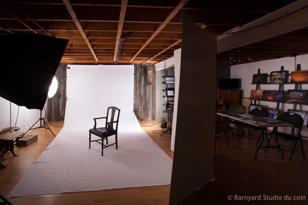 Le nouveau studio de Barnyard