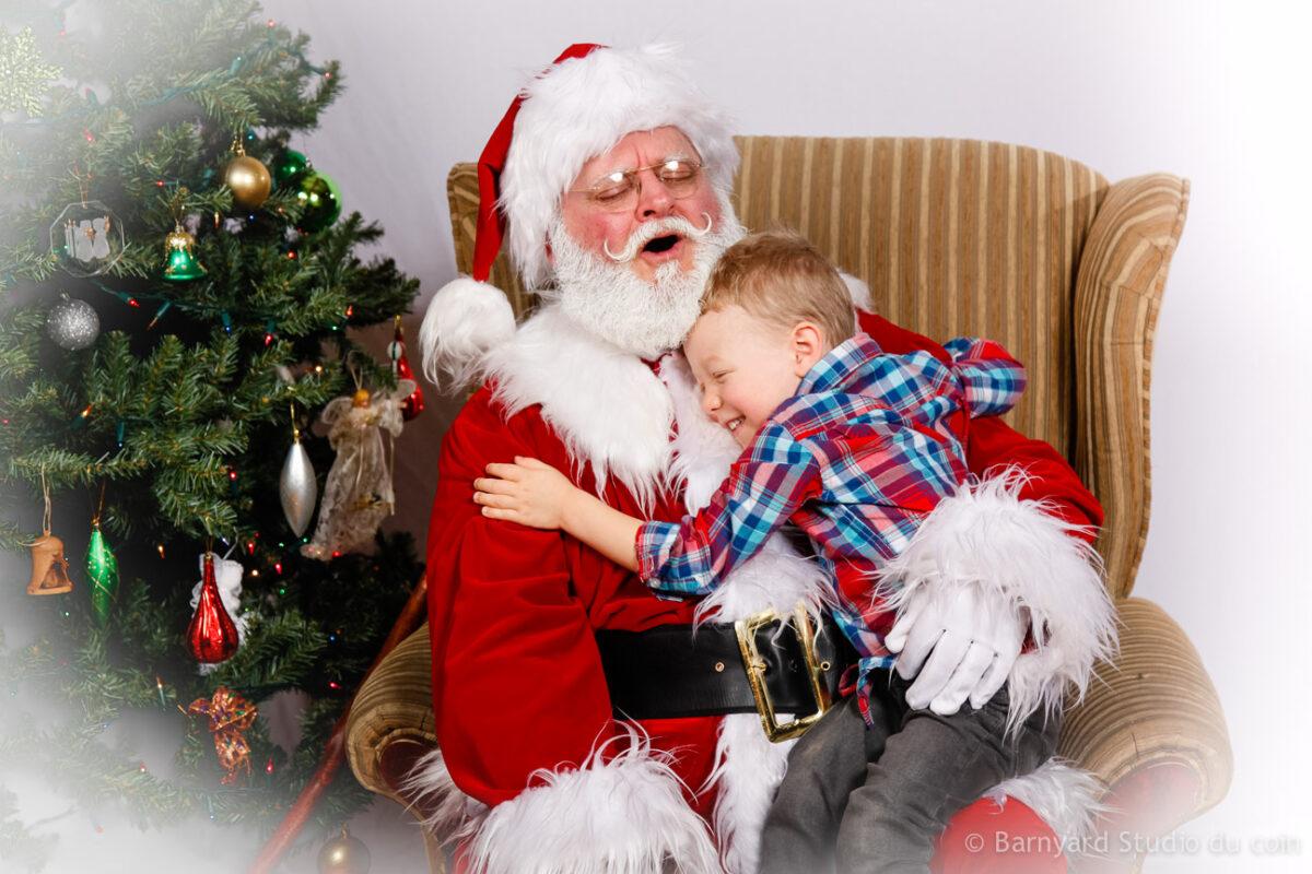 Père Noël à Rockland!
