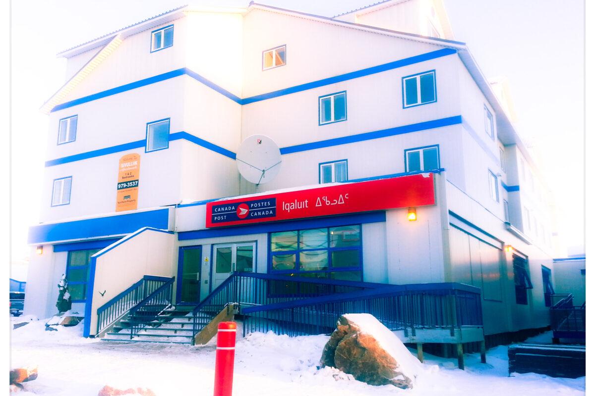 Short trip to Nunavut